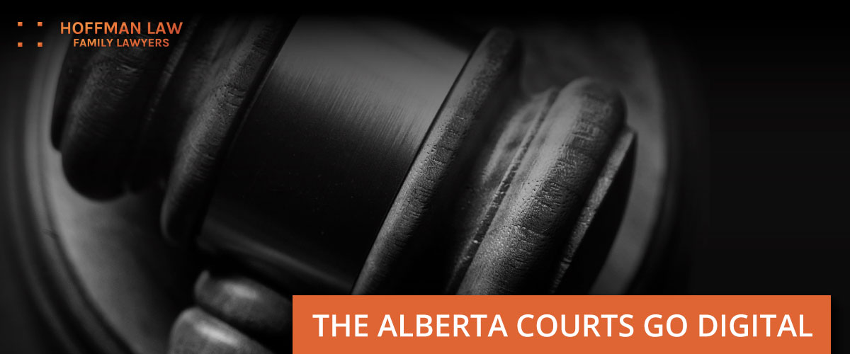 Alberta Courts Go Digital
